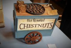 Cinen and their chestnut chariot