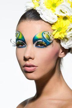 just flawless!  makeup-nagy_julia_spring_1