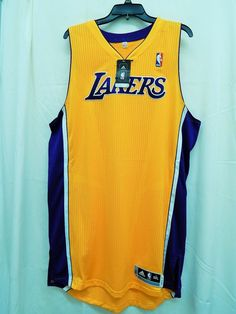 Los Angeles Lakers Jersey 3XL - Length +2 #NBA #LosAngelesLakers
