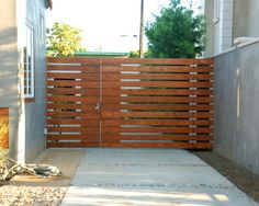 Modern Wooden Gate Designs For Homes Fachadas E Port Es Pinterest Woode