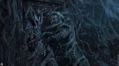 ArtStation - GoT 6 - Cave attack, karakter design studio