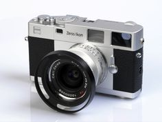 Zeiss Ikon rangefinder camera.  Announced this week as no long being produced…