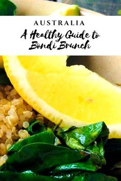 SYDNEY: A Healthy Guide to Bondi Brunch - Best Clean Eats by the Beach. This local's healthy to Bondi Brunch will help you find the perfect spot to welcome in the weekend in Sydney's favourite beachside suburb.
