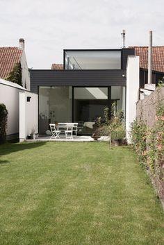 Belgian Architecture I Hulpia Architektuurburo