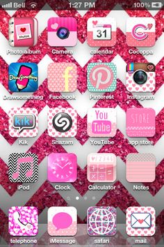 My new cocoppa screen.  In love