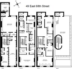 Lenox hill townhouse with pool two car garage wants 29m for Upper east side townhouse for rent