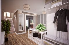 The entryway of your home holds a lot of power. If your guests are greeted with a pile of shoes and a heap of clutter, it can make the entire atmosphere seem chaotic. Instead, you want your entryway to be welcoming and beautiful. However, with so many essentials needing to be near the front door and with such a little space to work with, it can be hard to find a way to make the entryway effective as well as stunning.