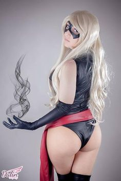 Ms. Marvel, Cosplayer: Dalin Cosplay * Photographer: Cato Kusanagi