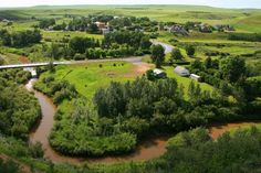 A view over our property and the hamlet, and a link to local attractions! Local Attractions, Rose Buds, Golf Courses, How To Memorize Things, River, Explore, Adventure, Vacation, Link