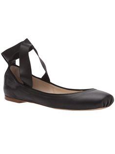 CHLOÉ - anke strap ballet flat 5