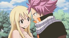 LOOK AT HOW CLOSE THEY ARE?! NALU!!!