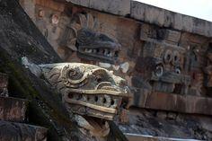 Templo de Quetzalcoatl y Tlaloc
