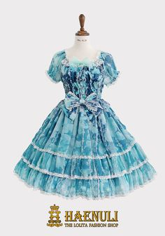 Moon Jelly Princess OP(Turquoise)