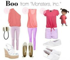 #Disney #Monsters Inc #Boo