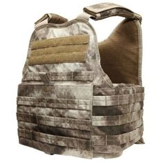 Advanced Survivor » Viper Plate Carrier + Armor (A-TACS AU)