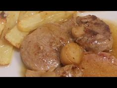 SOLOMILLO AL WHISKY EN MONSIEUR CUISINE, Mambo y Thermomix - YouTube Pot Roast, Carne, Robot, Connect, Ethnic Recipes, Youtube, Cooking Recipes, Meals, Blade