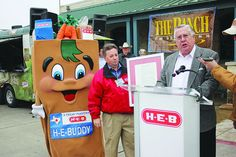 H-E-B celebrates 110 years from first store in Kerrville, March 2nd 2015  For information on the Kerrville area please visit us at www.kerrvilletexascvb.com