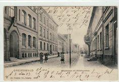 Greifswald Knopfstrasse 1903 | eBay
