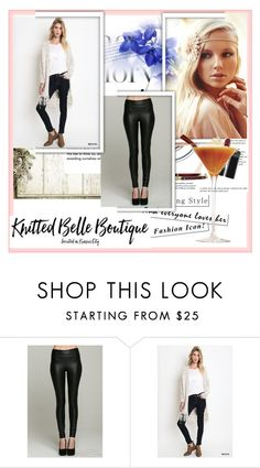"""Knitted Belle Boutique"" by amnagirl ❤ liked on Polyvore featuring Tiffany & Co. and Umgee"