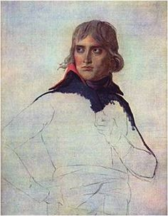 ArtistaJacques-Louis David Ano1798 Tipoóleo sobre tela Dimensões81 centímetros × 65 centímetros (32 no × 26 in) LocalizaçãoLouvre, Paris O retrato inacabado do general Bonaparte