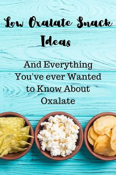 low oxalate diet recipes for pelvic floor pain