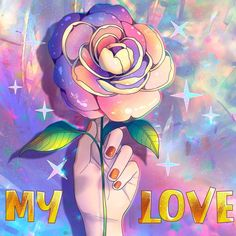 Coloring Apps, Love Rose, Paint By Number, Pink Fashion, Neon Signs, My Love, Artwork, Fun, Painting