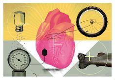 Ask Well: What Is the Link Ask Well: What Is the Link Between Depression and Heart Disease? By NICHOLAS BAKALAR  NOVEMBER 5, 2015 - The New York Times