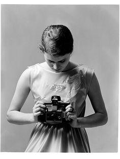 Diane Arbus by Levi♥sar, via Flickr           Photo of Diane Arbus