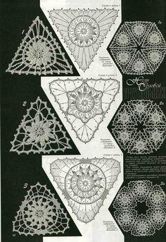 russian crochet magazine - Cerca con Google