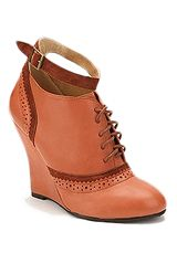 Love the color, the heel, the ankle strap, the style, the, the, the...