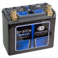 BRAILLE Micro-Lite ML30C  The ML30C is the largest MICRO-LiTE battery boasting over 1300 pulse cranking amps and specific chemistry enabling it the longest run time if the battery is used without an alternator. The ML30C is recommended as the best battery for the Corvette, Nissan GT-R. etc. This is the same battery used by the factory Corvette and Ferrari teams in ALMS.