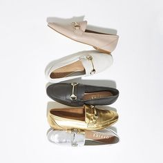 Our Destiny Loafers need no introduction. We love them all!  Shop from our bio #loafers #summer16