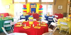 Play Doh World Birthday Party Ideas | Photo 14 of 18