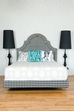 love houndstooth