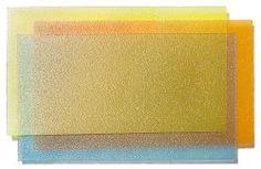 Polypropylen transluzent, farbig, matt  matt/seidenmatt, coronabehandelt, ab €1,20    #modulor