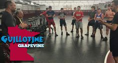 GG16: Jake Clark and Alan Rice host German wrestlers in Minnesota