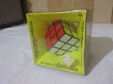 Early 1980s Vintage Rubiks Cube in original packaging and shrink wrap