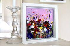 Lilac Flowers, Red Roses, Peacock Butterfly, Bird Artists, Irish Landscape, Irish Art, Jumping For Joy, Summer Glow, Acrylic Art