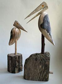 Muttering Birds