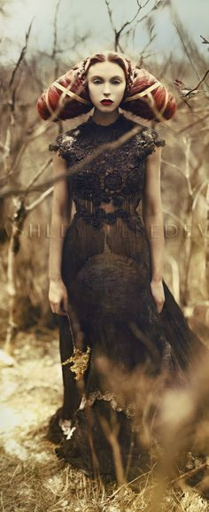 Birds of Passage // Whimsical Photography // Ethereal Photograph // Fairytale Photo // Fantasy Photography // Fine Art Print // Dark Art on Etsy, $80.00