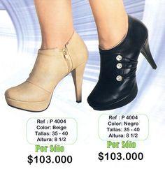 5c418549b5639 Zapatos Botines O Botas Para Mujer