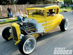 Lost In The '50s Sandpoint Hot Rod Show - Car Show - Street Rodder ...