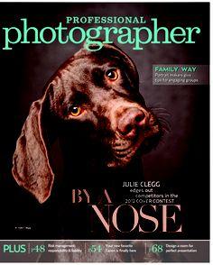 Image © Julie Clegg, November 2012 Professional Photographer magazine