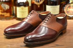 GEORGE CLEVERLY – LIMITED EDITION VERMEER – SADDLE SHOE