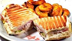 It tastes amazing all the flavors go so well together - 16件のもぐもぐ - Cuban Panini Sandwich with Fried Plantains by Tatyana