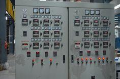 high-tech test machine