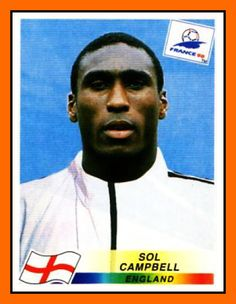 Sol CAMPBELL 1996–2007 England 73 Caps 1 goal Honours : With Tottenham League Cup (1): 1998–99 with Arsenal FA Premier League (2): 2001–02, 2003–04 FA Cup (3): 2001–02, 2002–03, 2004–05 With Portsmouth FA Cup: 2007–08