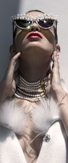 Cream & Pearls