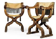 Design Glossary: Savonarola and Dante Chairs — Retrospect