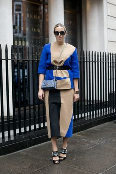 The Fashion Crowd Are Hitting the Streets of London in Style